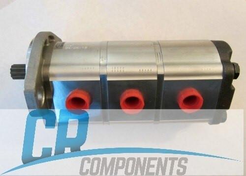 gear-pump-triple-Bobcat-Mini-Excavator-325-6665107