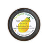 100% organic & sustainably wild-crafted ingredients.  Sensitive, Blemished & Rosacea Soothing, Calming, gentle Exfoliation Mask.  Deep cleans environmental pollutants and toxins from the skin, while removing dead skin layers, allowing treatment serums to penetrate further into the skin.  Works via gentle Paypaya enzymes and soothing Black Honey.  Reveal new, healthier looking skin today!  View 2