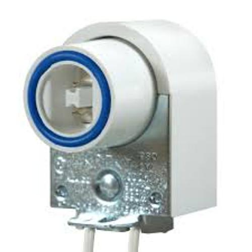 Kulka 530.1K HO/VHO (RD17) Fluorescent Lamp Holder Plunger End