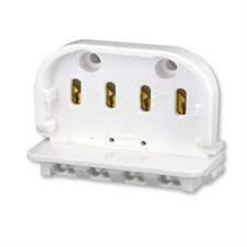 Leviton 13452 2G11 Base CFL Fluorescent Lamp Holder