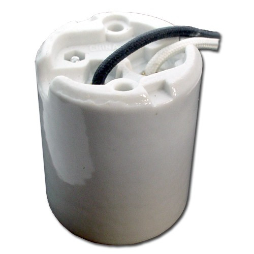 Leviton 8756 4KV Mogul Base Porcelian Socket