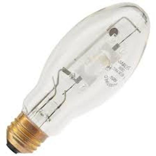 Sylvania 64818 M100/U/MED100 Watt Medium Base Clear Metal Halide Lamp