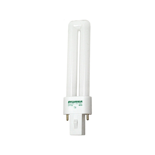 Sylvania CF7DS/835/ECO 7 Watt 2-Pin CFL Lamp