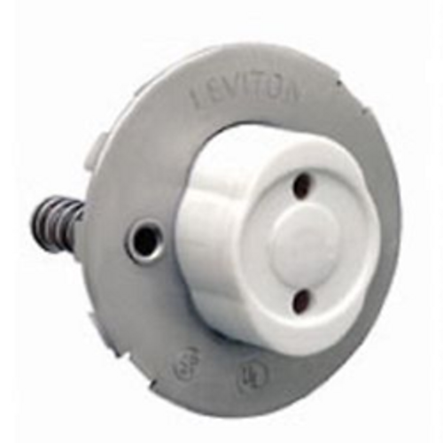 Leviton 13518 Fluorescent Lamp Holder