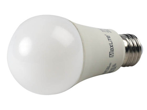 Maxlite 15a19DLED40/G2 15 Watt Dimmable LED Light Bulb 4000K