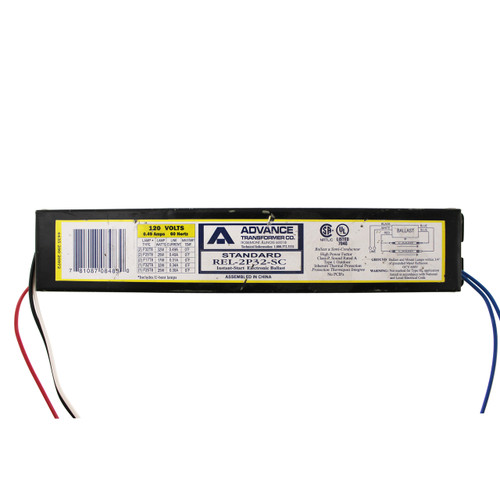ADVANCE REL-2P32-SC Electronic Ballast,  120/277 Volts