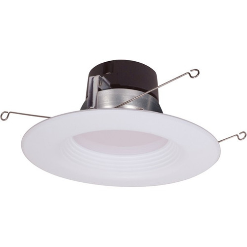 Satco S9742 17 Watt LED Retrofit for 5/6 In Can Lights 4000K 120 Volts