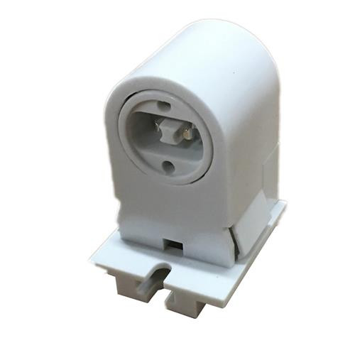 HH 1-810H RDC (R17D) HO/VHO  Unshunted Stationary End Fluorescent Lampholder LH0164