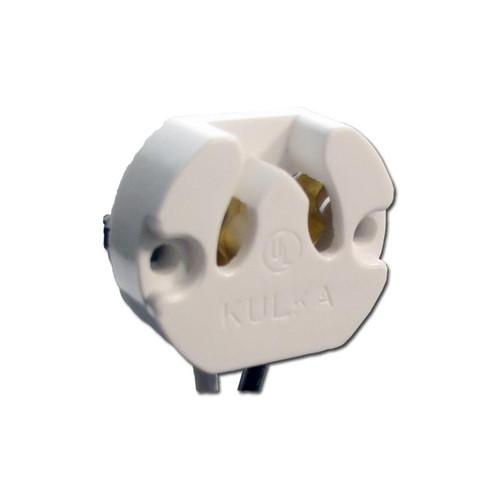 Kulka 590WSC UnshuntedFluorescent Lamp Holder for Medium Base (G13) Bipin Lamps