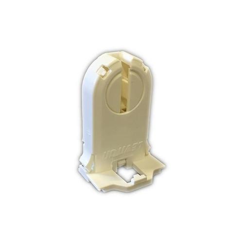 Leviton 13660-SNP Unshunted, Rotary Locking T8/T12 Medium Bipin Socket