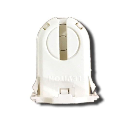 Leviton Fluorescent tombstone for T8 or T12 bulbs