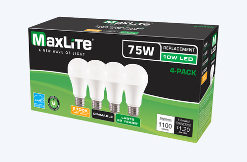 75 Watt LED Bulb