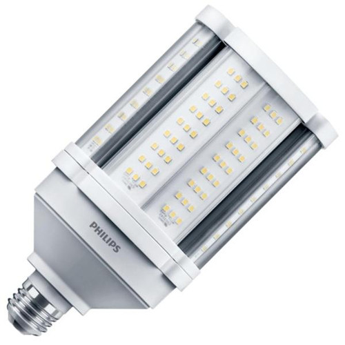 Philips 557108 36 Watt 5000K Medium Base Dustproof LED Corn Lamp 120/277 Volts Replaces 100 Watt Metal Halide
