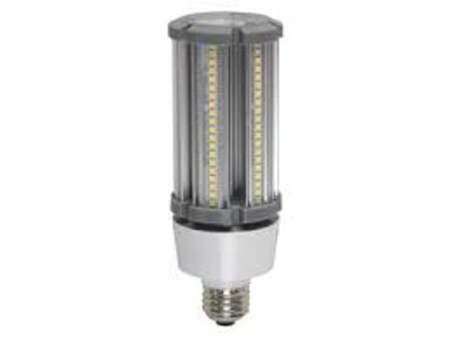 MaxLite 27PT50E26 27 Watt 5000K Color E26 (Medium) Base LED Post Top Light HID Replacement. Replaces 100W HID Lamps