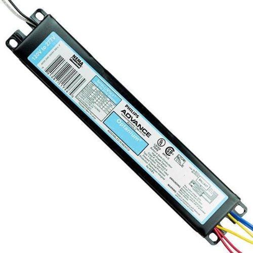 Philips Advance IOP3P32N35I (3) 32 Watt F32T8 Lamp Electronic Fluorescent Ballast 120 - 277 Volt Optanium