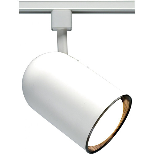 Satco/Nuvo  R30 Track Head 75 Watt Max 120V Medium Socket base with Maxlite 10P30NDV50FL LED Lamp