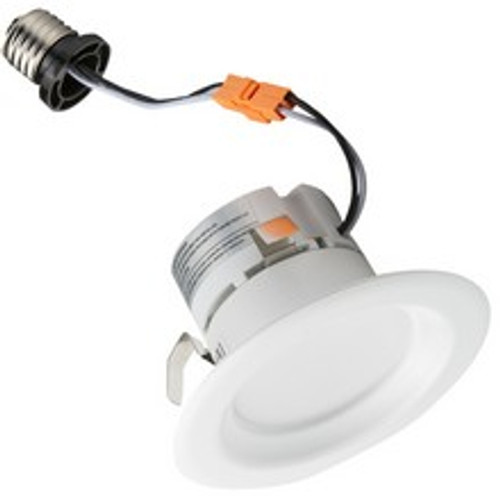Morris Products 72606 4 in. Smooth Bezel LED Recessed Lighting Retrofit Kit - 5000K