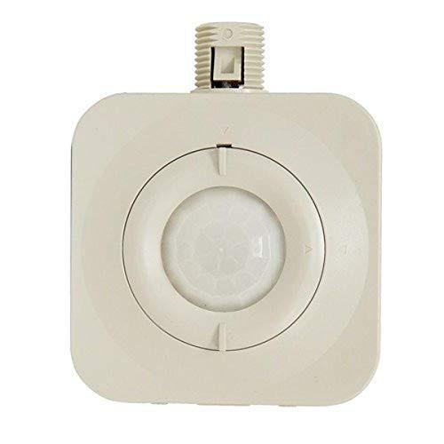 Morris 80556 High/Low Bay Occupancy Sensor, PIR, (360 Degrees, 30' Height, 40' Dia Coverage)