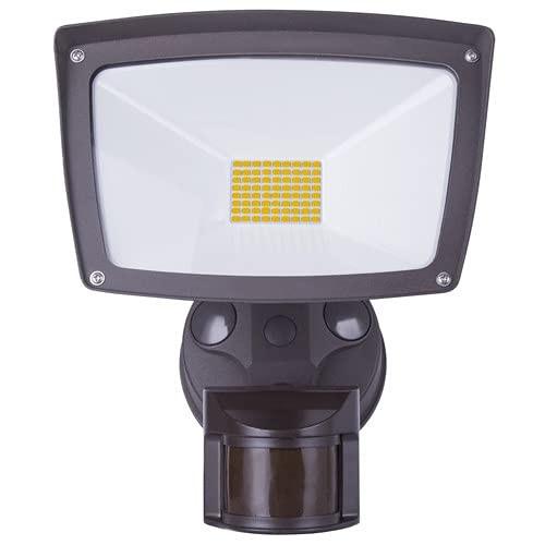 40 Watt LED Flood Light With Occupancy Sensor