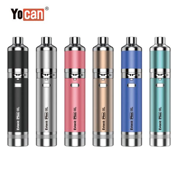 Yocan Evolve Plus XL Vaporizer