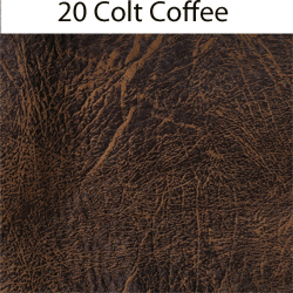 20 Distressed Faux Leather Fabric