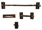 Rustic Hickory Bath Value Set