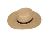 Authentic Amish Straw Hat
