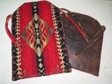 Amish Bentwood Rocker Cushion Set - Gallup Fabric