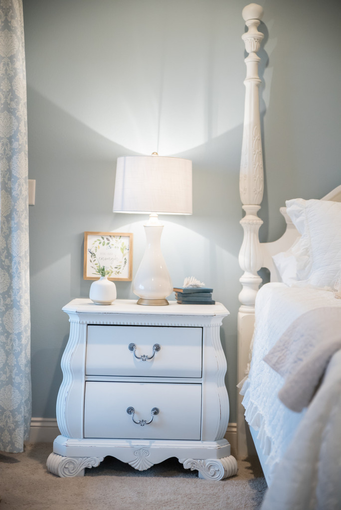 Get the look of this master bed room refresh!