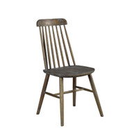 Set of 2 Spindle Chairs