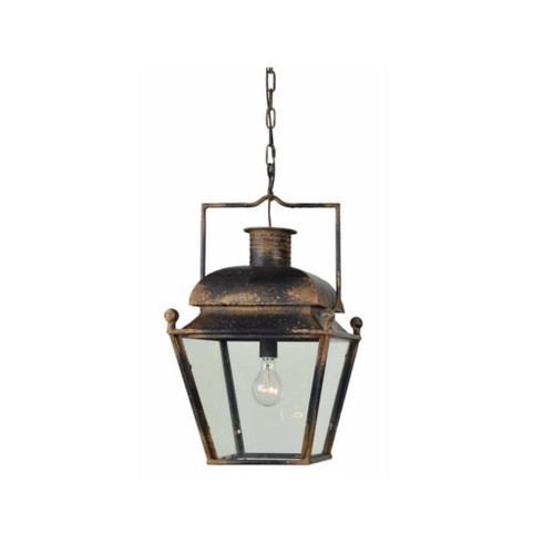 Carriage Light Chandelier