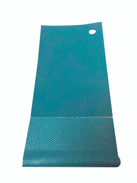 "Heat Sealed 3 1/2"" color match Webbing for safety cover repair"