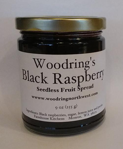 Black Raspberry Seedless, 9 oz