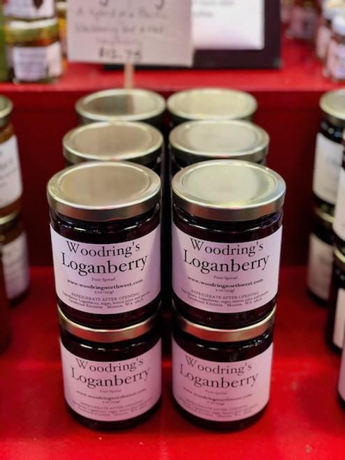 Loganberry, 9 oz