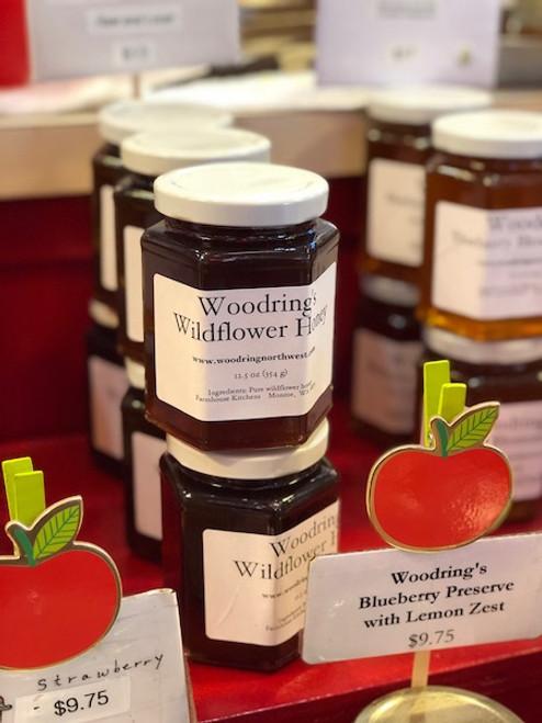 Wildflower Honey, 12.5 oz