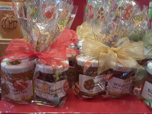 Honey Gift Set, 2 Pack Mini