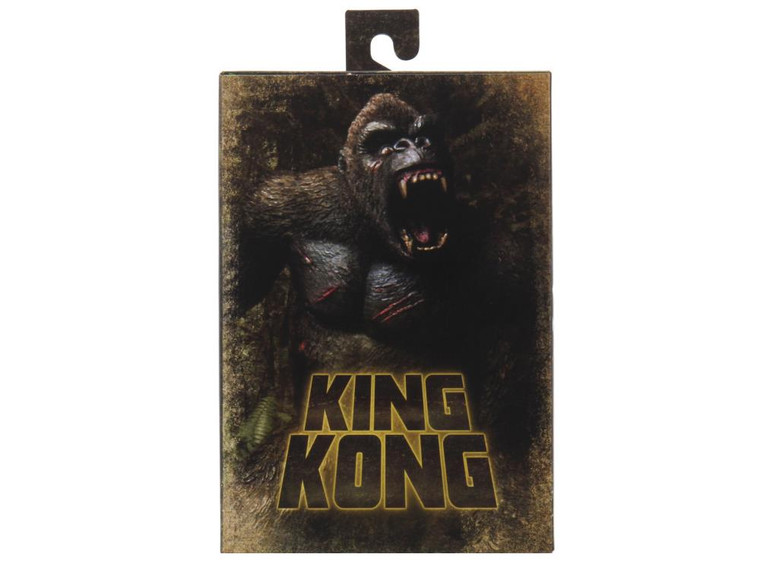 """NECA - King Kong 7"""" Action Figure 