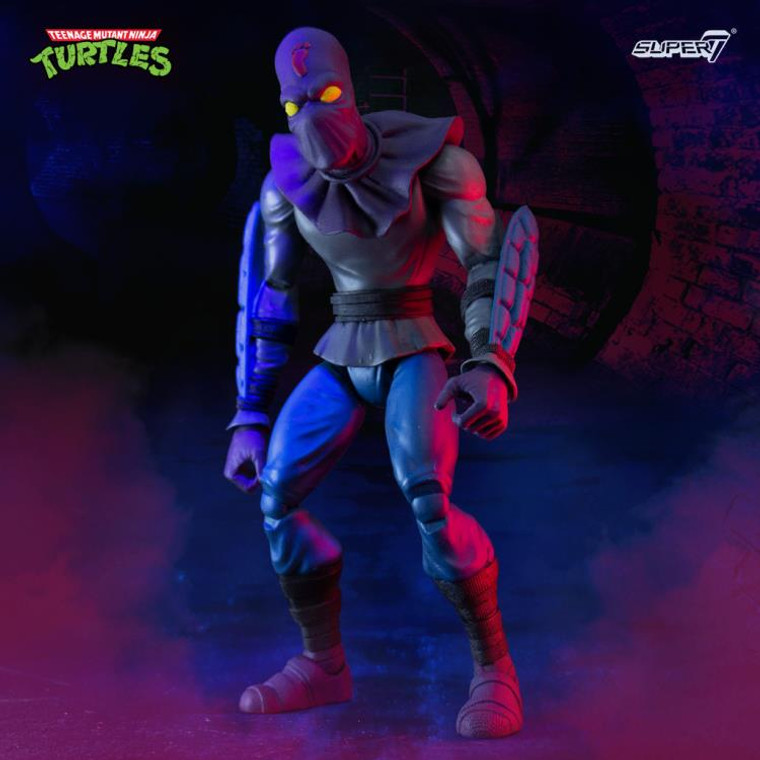 Now Available: Super7 TMNT Ultimates Foot Soldier at Jay's Toys and Games    All orders over $75 ship free!