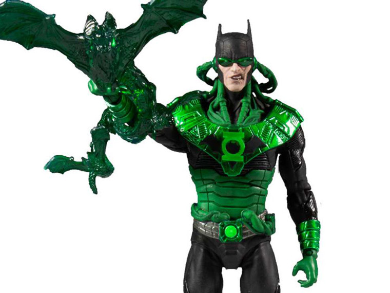 Dark Nights Metal DC Multiverse The Dawnbreaker Batman Action Figure Jay's Toys and Games