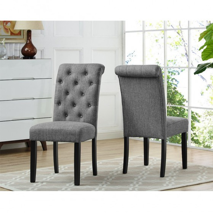 Dining chairs, Grey dining chairs