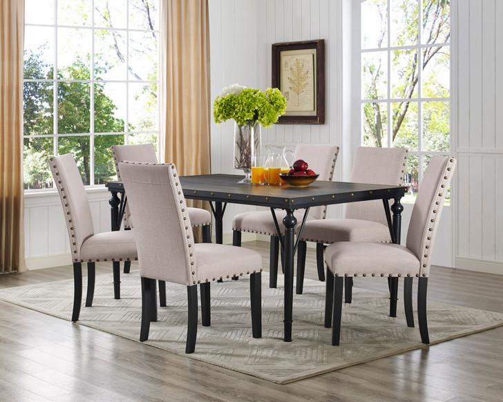 Arianna Dining Table Series - Rectangular