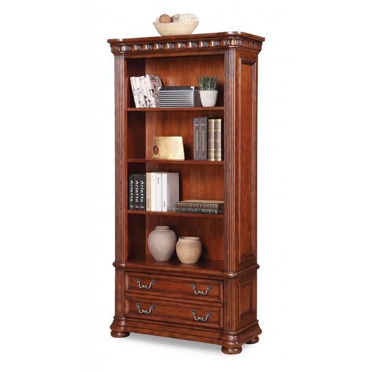 Cordoba W1235-701 File Bookcase (Bookcases - 4-Shelf)