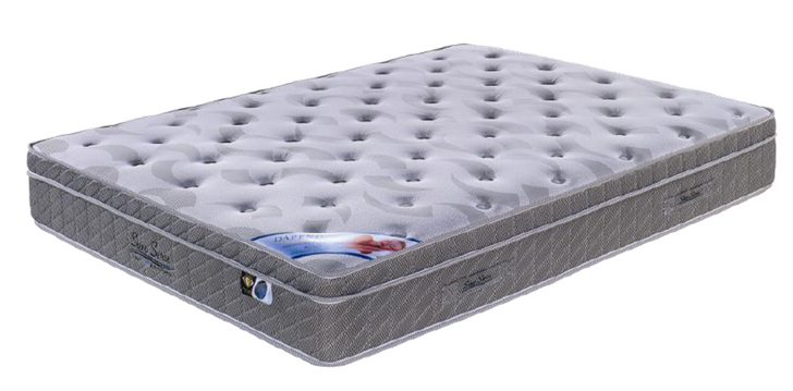 MC 1931 Continuous spring with Euro Top Mattress -  Full/Double, Queen and King Size