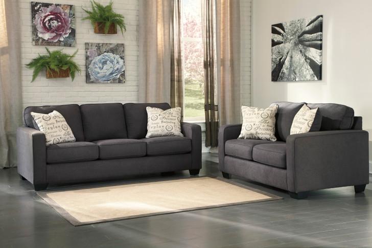 Alenya Sofa Series - Charcoal