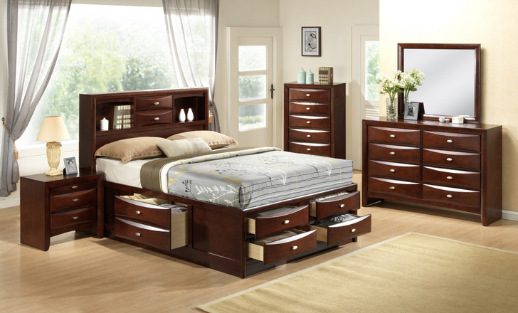 Emily Bedroom Suite -  Queen and King Size