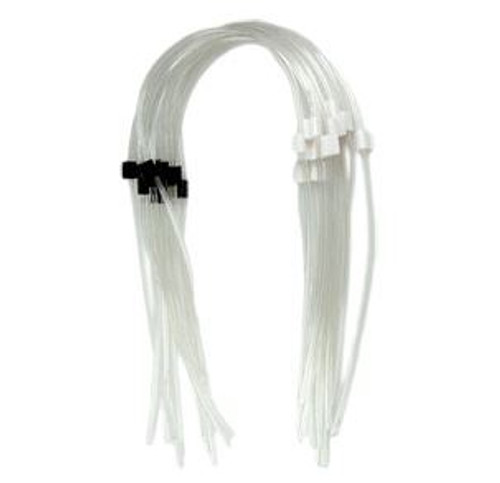 Tygon pump tube PVC Black-White (12 pcs)