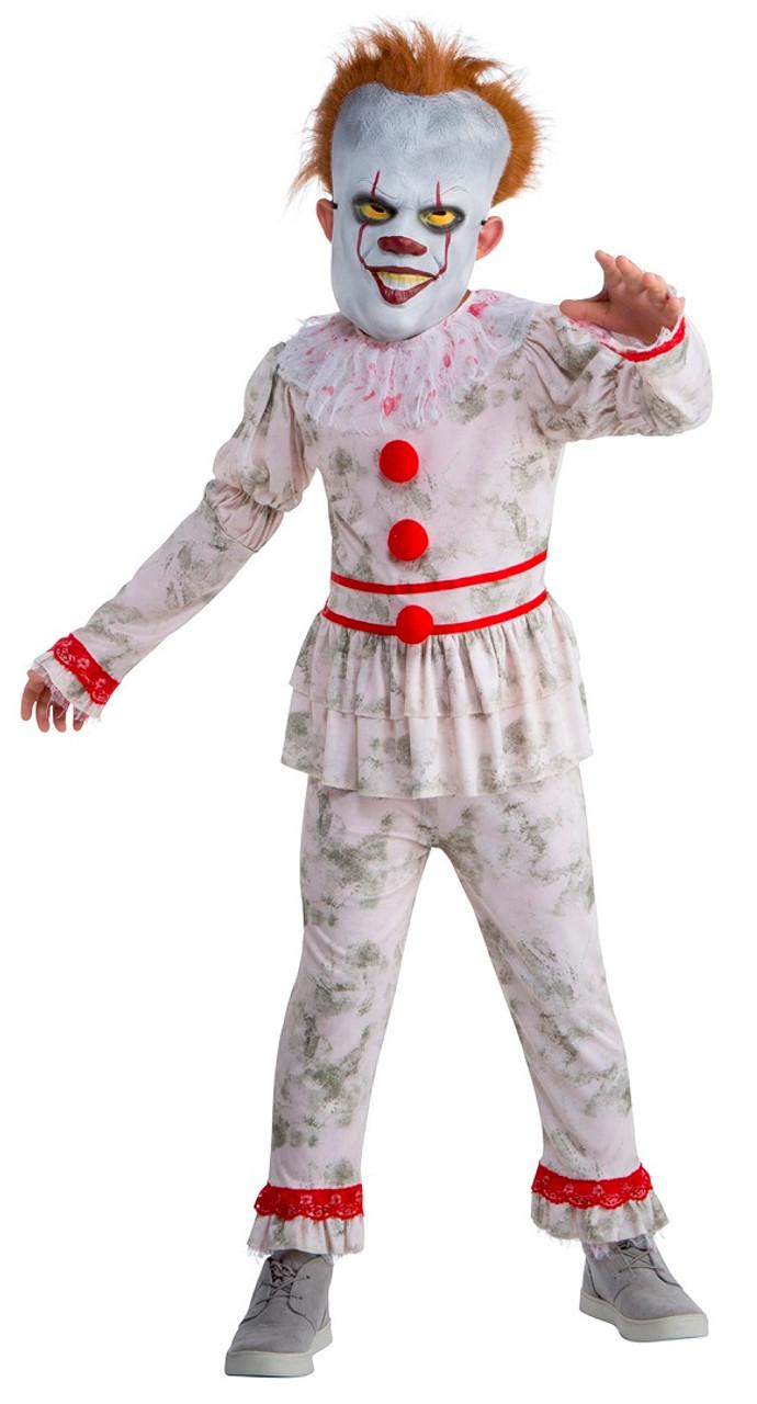 Enfants Clown Costume Carnaval vintage clown Boy Costume