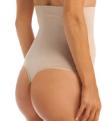 Body Wrap String Taille Haute Nu