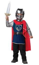 Costume pour Enfant du Chevalier Galant back