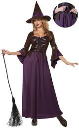 Costume de Sorcière de Salem